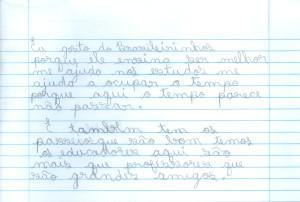 Criança: E.B.S.D., 10 anos - Betim/MG